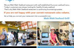 Mahi Mahi Seafood Grill 프랜차이즈